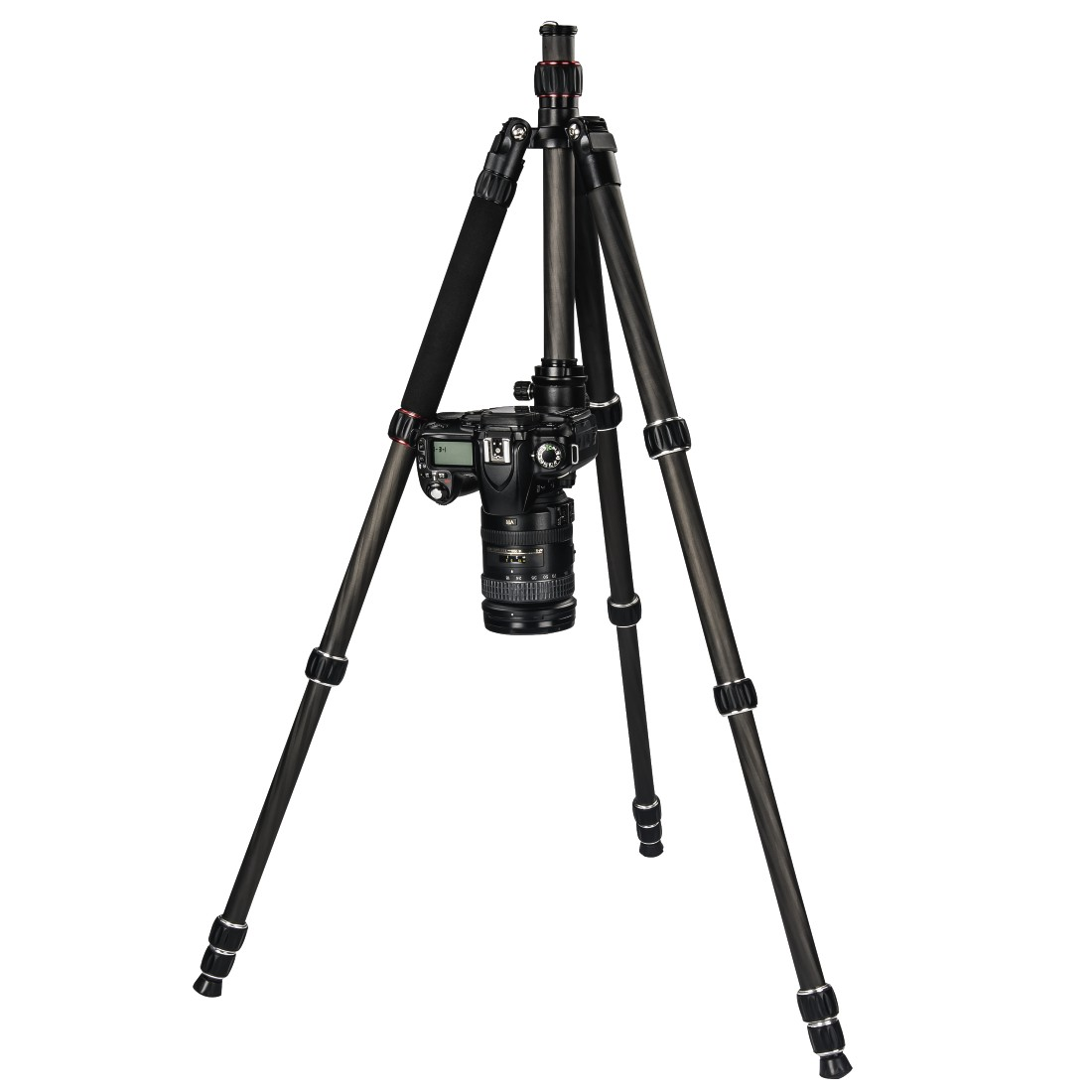 awx3 High-Res Appliance 3 - Hama, Professional Premium Duo Carbon Tripod, 153 - Ball