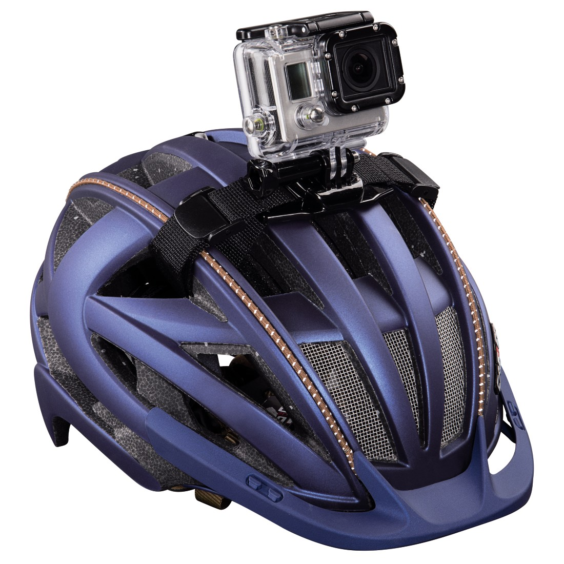 awx High-Res Appliance - Hama, Helmet Strap for GoPro