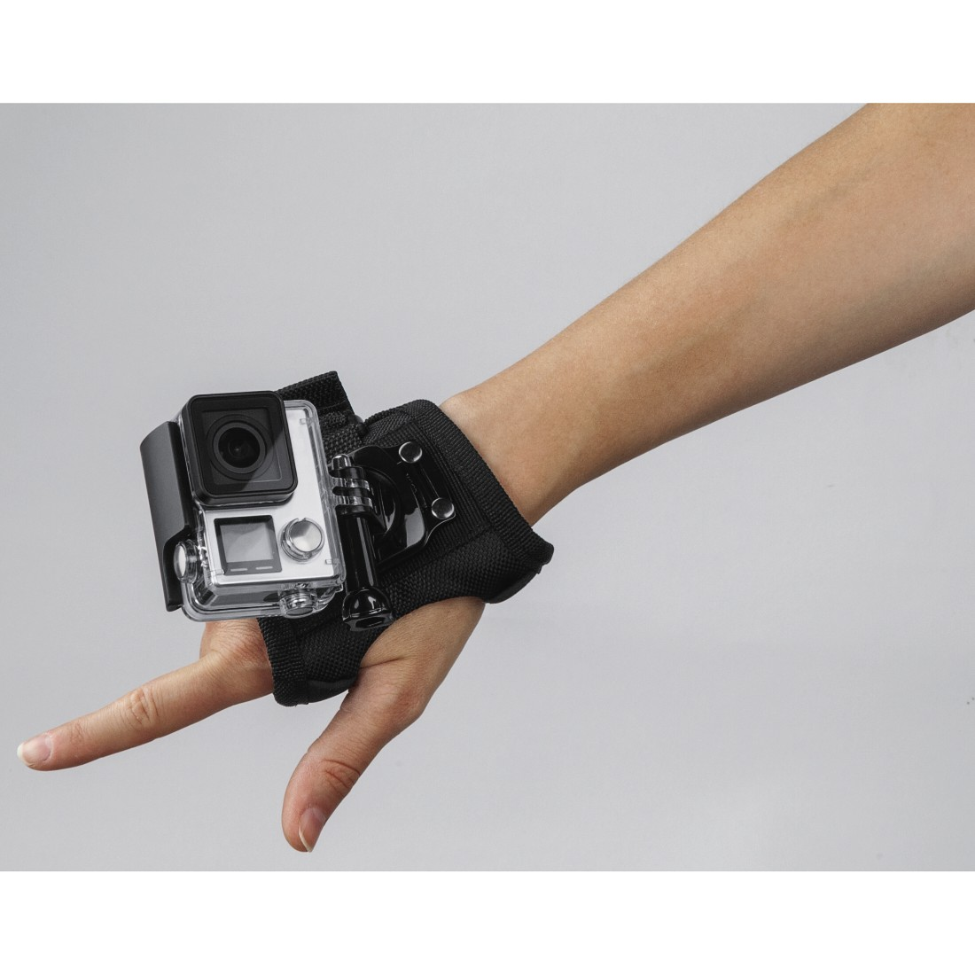 awx High-Res Appliance - Hama, Wrist Strap 105 for GoPro, L, 360°