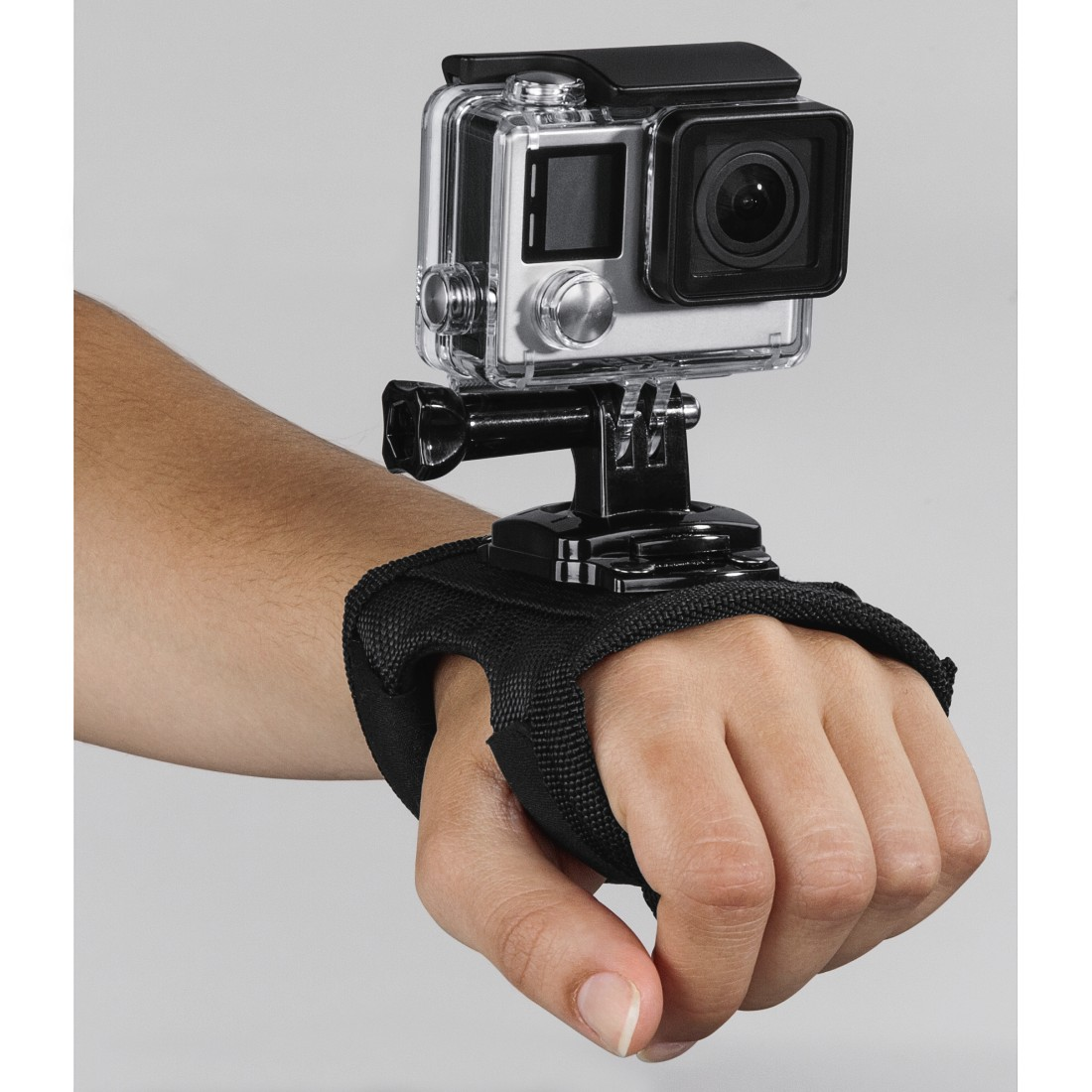 awx2 High-Res Appliance 2 - Hama, Wrist Strap 105 for GoPro, L, 360°