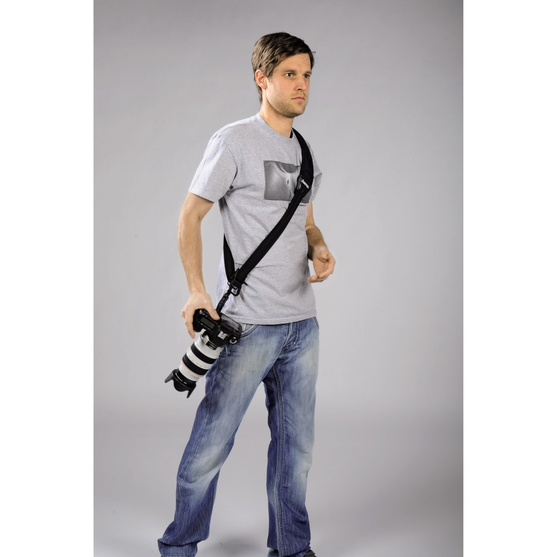 awx High-Res Appliance - Hama, Quick Shoot Strap Carrying Strap for SLR Cameras