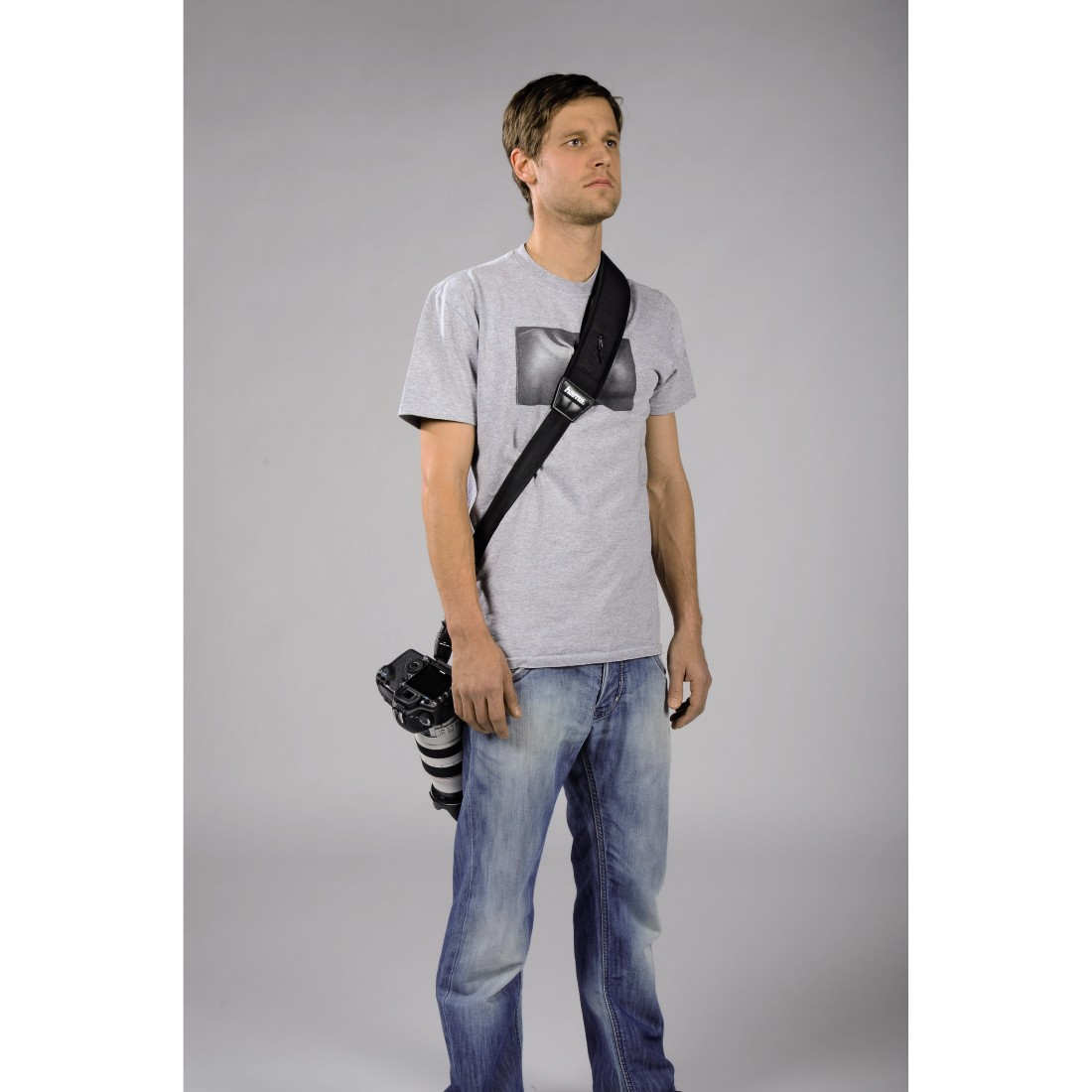 awx4 High-Res Appliance 4 - Hama, Quick Shoot Strap Carrying Strap for SLR Cameras