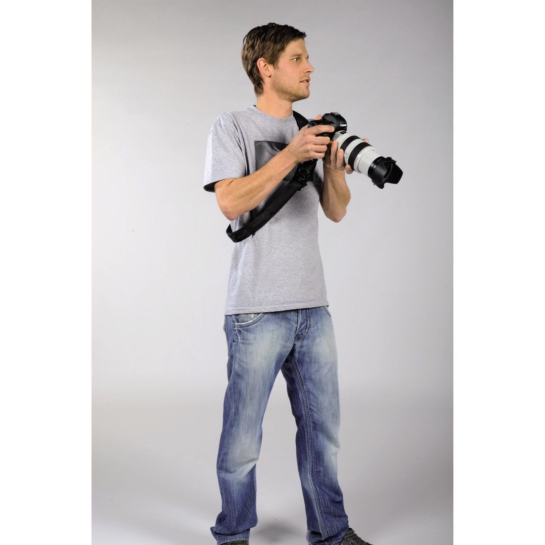 awx5 High-Res Appliance 5 - Hama, Quick Shoot Strap Carrying Strap for SLR Cameras