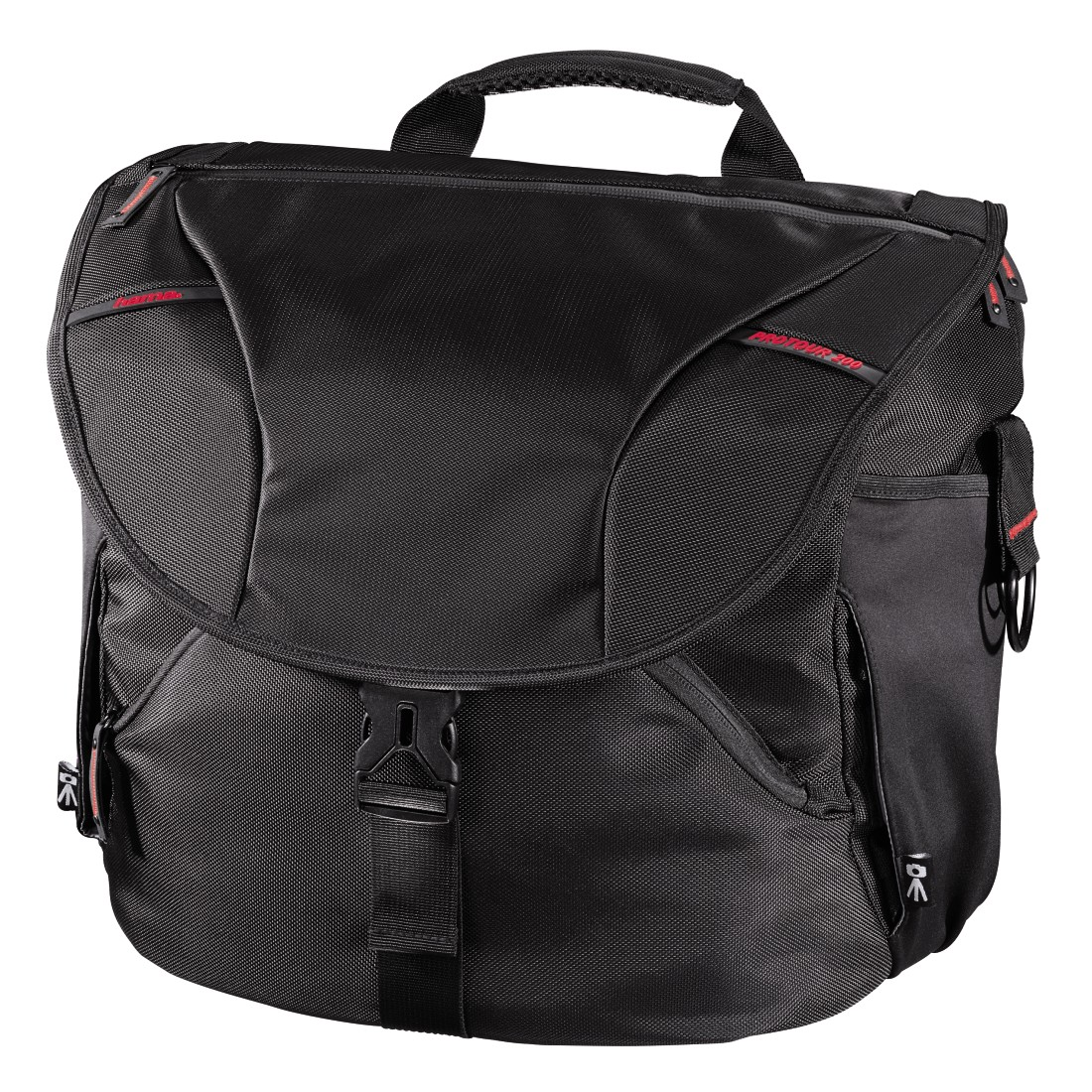 abx2 High-Res Image 2 - Hama, Protour Camera Bag, 200, black