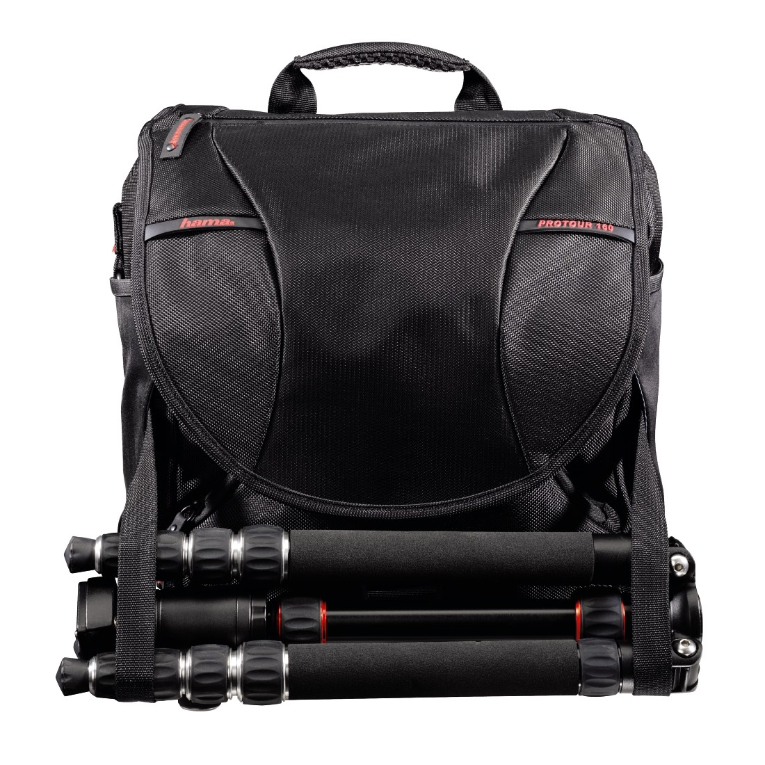 dex6 High-Res Detail 6 - Hama, Protour Camera Bag, 200, black