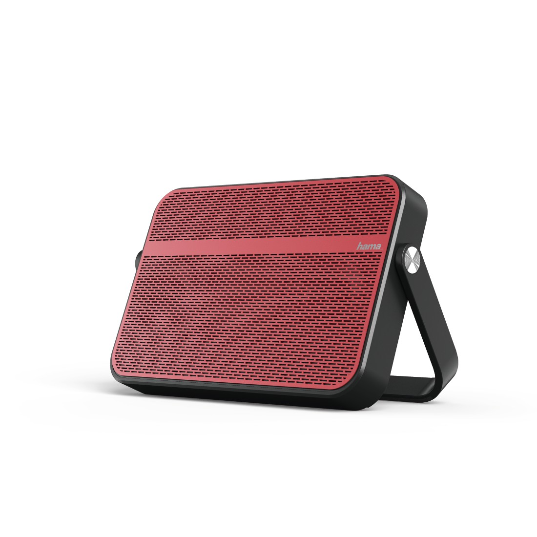 abx High-Res Image - Hama, Blade Mobile Bluetooth Speaker, red/black